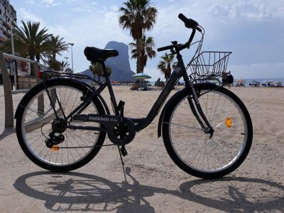 Rent Electric Bike Calpe 1 day