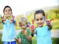 孩子们将发展他们的情绪智力