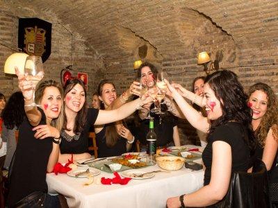 Pack cántame Cena Gourmet y show musical Toledo