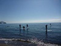 Paddle surf en Almería