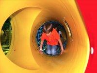 Cruzando el tunel