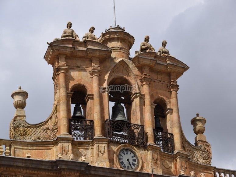 Tour del patrimonio storico di Salamanca