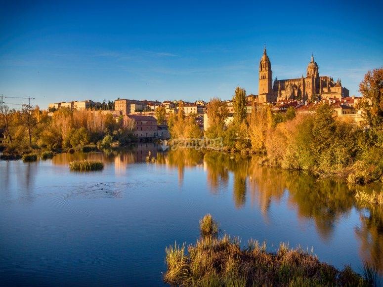 Sito del Patrimonio Mondiale di Salamanca