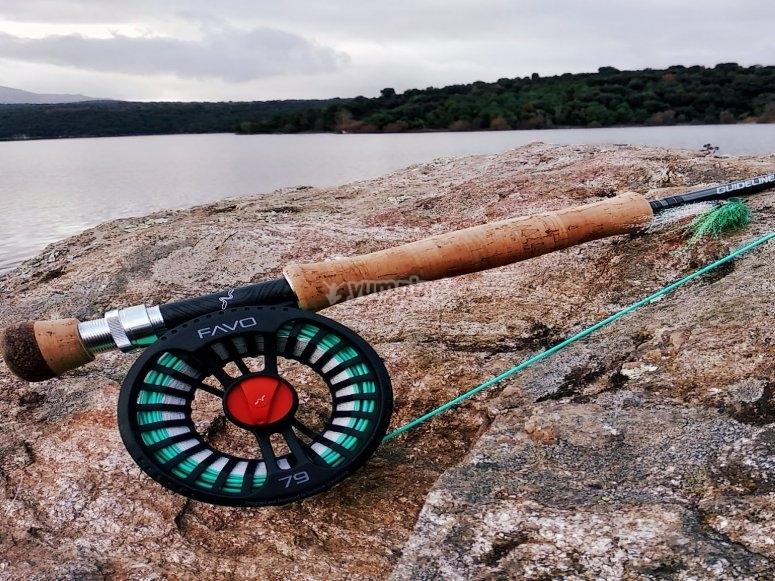 Pescar a mosca en los mejores ríos