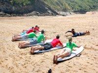 放松冲浪课程