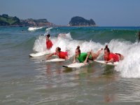 Classes de Surf