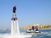 Curso de flyboard en Port Calanova 60 minutos