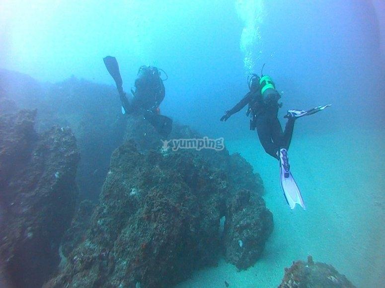 Curso Discover Scuba Diving en Pletzia
