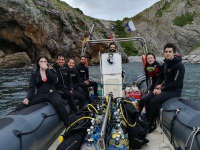 Corso PADI Discover Scuba Diving Castro Urdiales