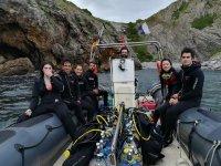 Curso PADI Discover Scuba Diving Castro Urdiales