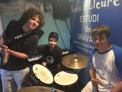 Musical camp with adventures Vila-rodona 7 days