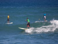 Paddle Surfing route in Rodeira beach 2 h