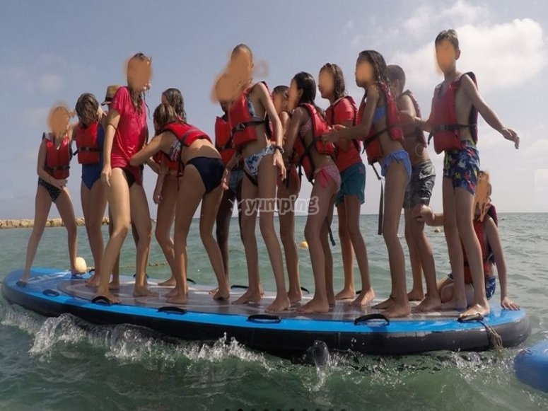 Tabla de paddle surf XXL