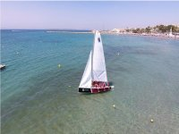 Paseos en velero por Santa Pola