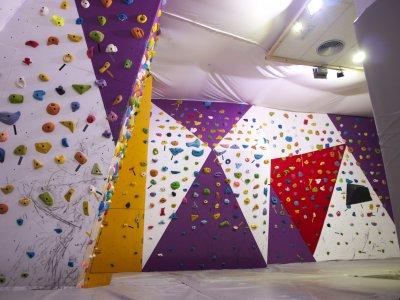 Curso nivel 1 escalada en rocódromo en Las Palmas