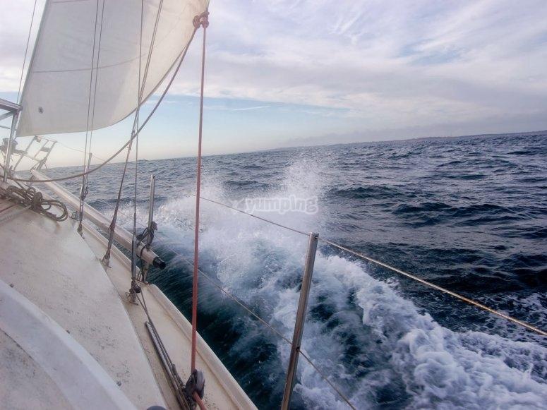 Bailen帆船