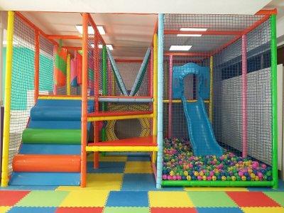 Alquiler parque infantil 4 horas en Aluche