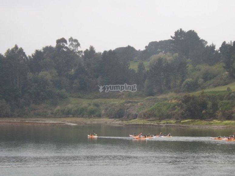 Ria del pas Cantabria