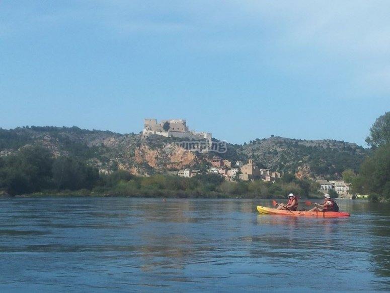 从FLix到地中海的皮划艇