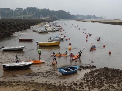 Alquiler Canoa Día Completo 7 h Somo Astillero