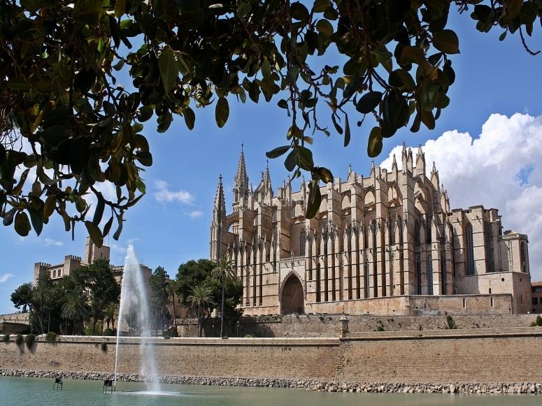 Construcciones históricas Mallorca