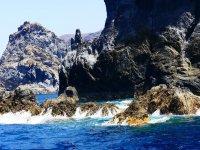 乘船前往El Hierro Island模式3小时