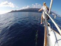 乘船游览Isla El Hierro 10 12小时浮潜