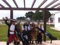 Animadores de fiestas en Jerez