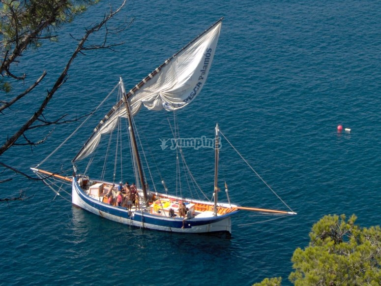The Rafael boat