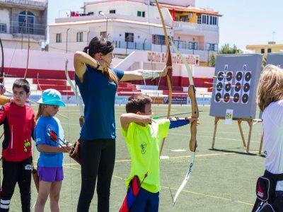 Archery course in Adeje 15 hours