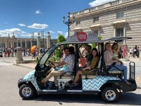 MaDRID越野车之旅