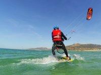 kiteboarding school Tarifa