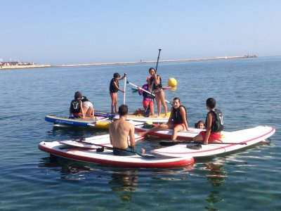 English Summer Paddle Surf Campus Dénia 5 giorni