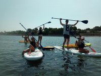 Paddle surf campamento urbano