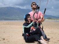 Aprende el kitesurf enTarifa