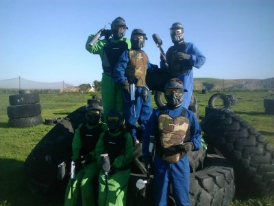 Paintball for Children 100 balls Córdoba