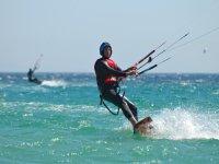 Leccciones de kite en Tarifa