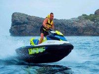 Excursión en moto de agua Gijón 1 hora