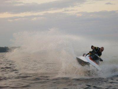 Moto de Agua Puerto Banús 1 h Licencia Navegación
