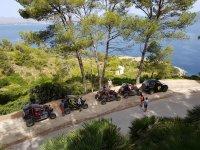 Paseo en buggy por carretera en Mallorca