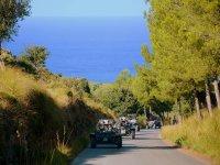 Ruta en buggy por costa y montañas de Mallorca 4 h