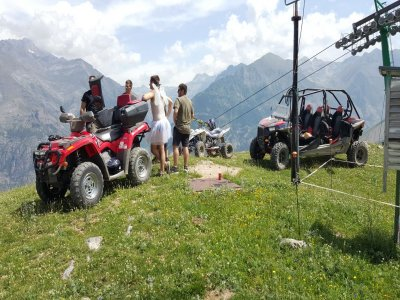 Ruta en buggy durante 3 o 4 horas Valle de Tena