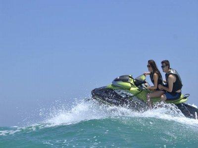 Escursione di jet ski Oropesa del Mar 40 min