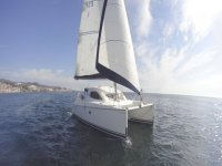 Catamarán Nautitech 395 Pro
