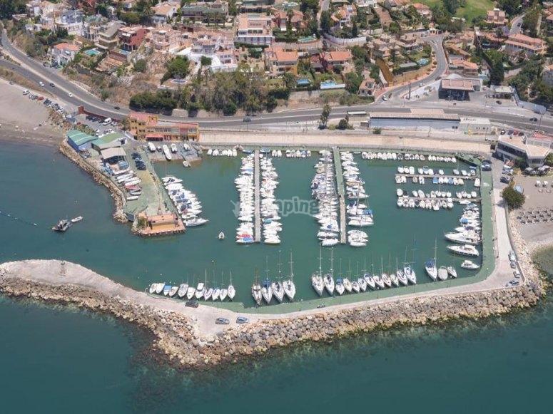 Puerto El Candado Málaga