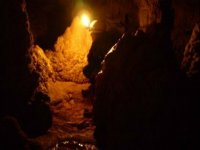 Explore the Leon caves