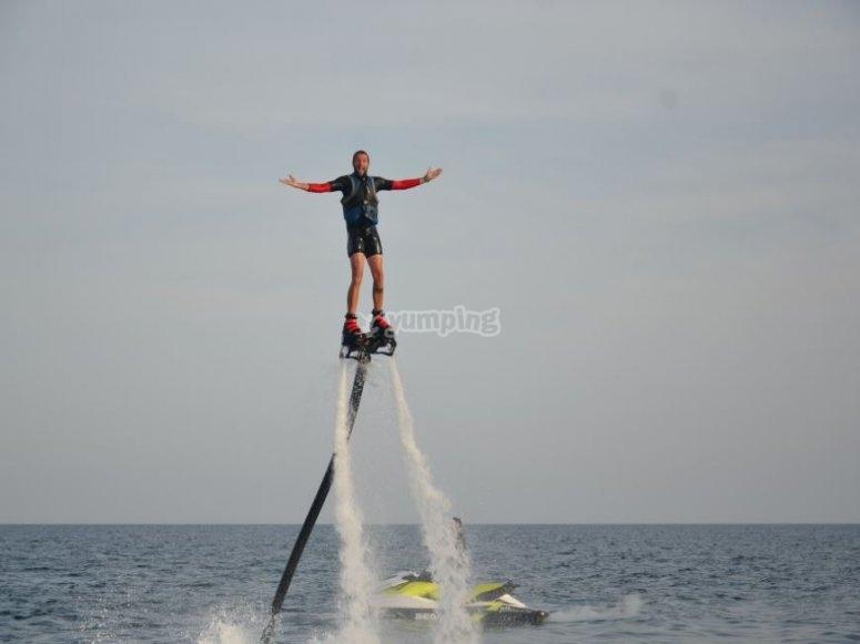 Flyboard in Alicante