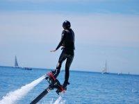 Practica flyboard en Alicante