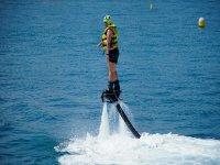 Flyboard en la costa de Alicante