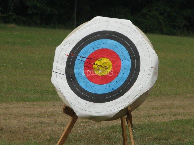 Diana con flechas